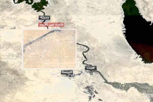 واکنش مقام ارشد نظامی عراقی به حمله موشکی به عین الاسد