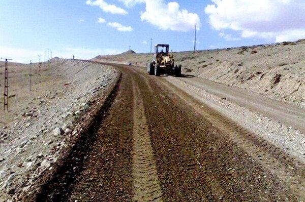 78 کیلومتر راه جدید در کردستان احداث شد