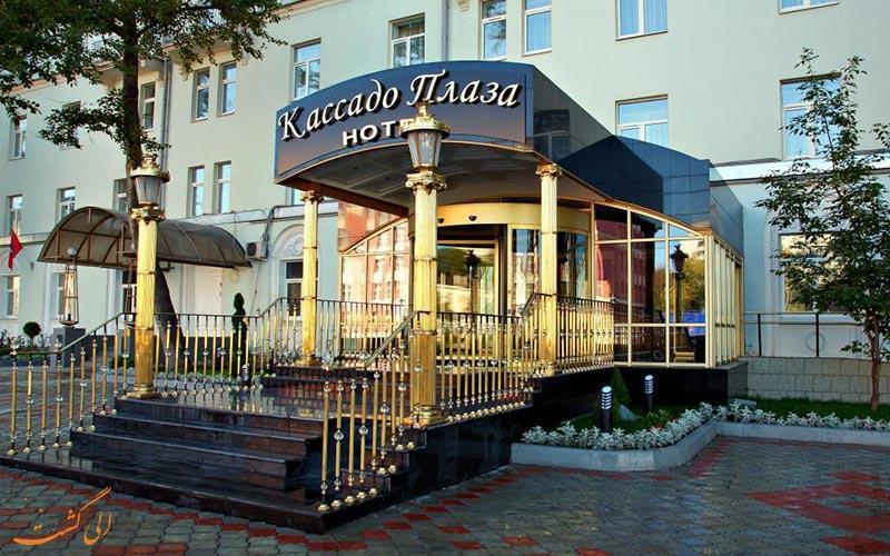 معرفی هتل کاسادو پلازا مسکو ، 4 ستاره