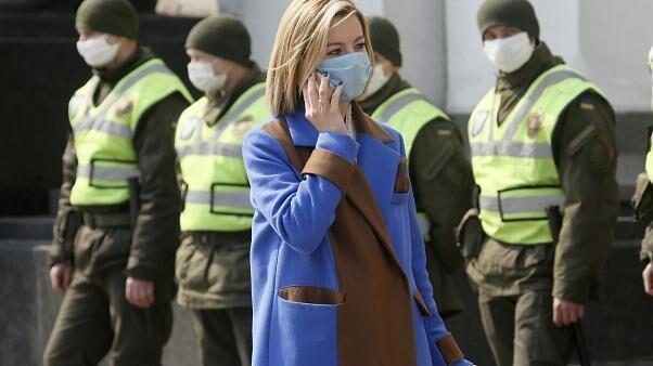 ادامه قرنطینه در اوکراین تا 2 خرداد