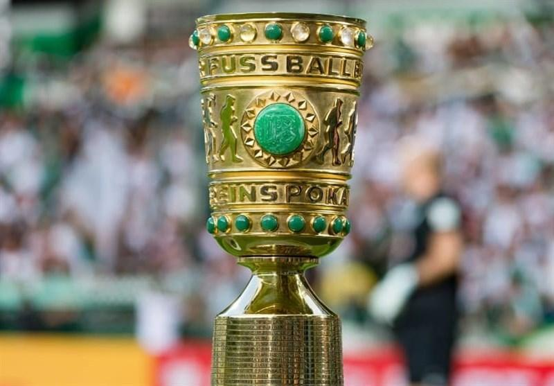اینتراخت فرانکفورت حریف بایرن مونیخ در مرحله نیمه نهایی جام حذفی آلمان شد