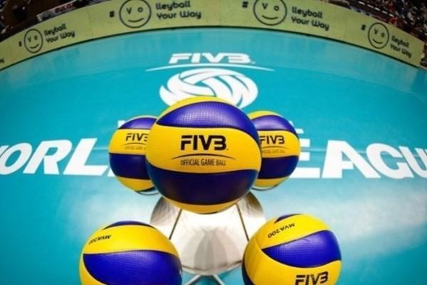 به روزرسانی تقویم فدراسیون جهانی والیبال