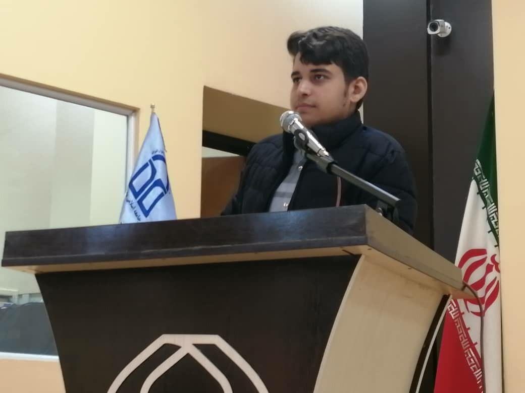 علیرضا مهرابی به عنوان دبیر جدید جامعه اسلامی دانشجویان دانشگاه یزد معرفی گشت