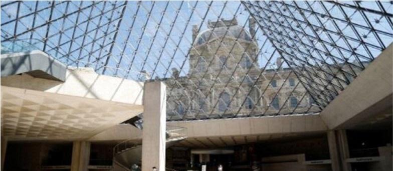 بازگشایی موزه لوور با شمارش معکوس