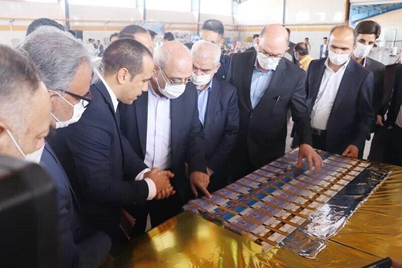 بهره برداری از 4 طرح صنعتی در اصفهان آغاز شد