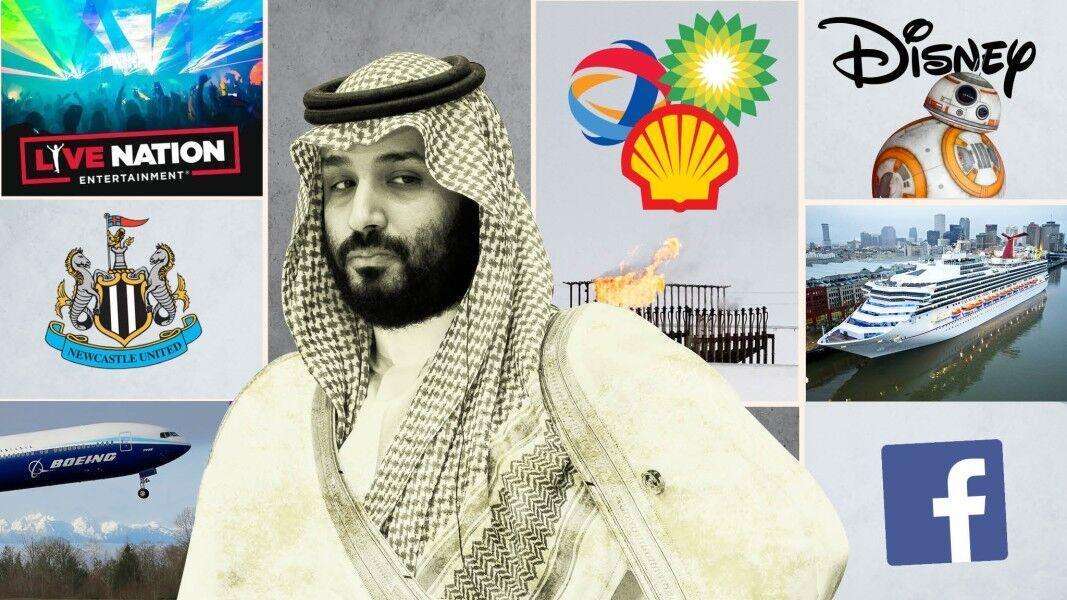 خبرنگاران نفوذ سعودی در بازار ورزش و سرگرمی اروپا در ورای بحران کرونا
