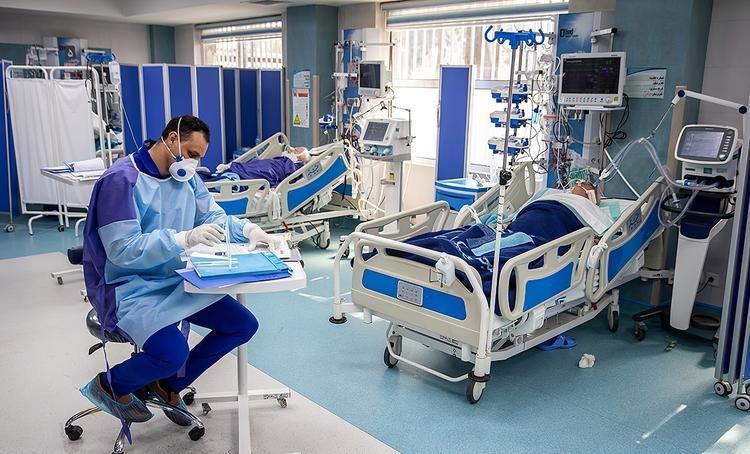 خرج بیمارستان بیماران کرونایی با کیست؟