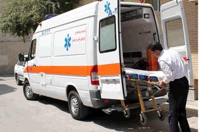 خبرنگاران تصادف در جاده کرج - چالوس 6 مصدوم برجا گذاشت