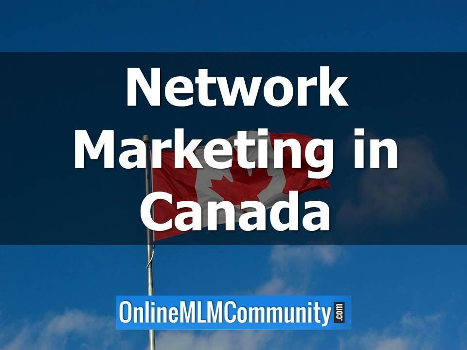 نتورک مارکتینگ در کانادا