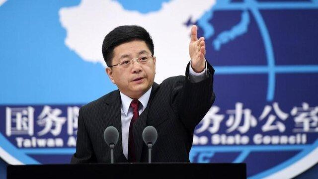 چین: رزمایش ها هشداری به تایوان و حامیان خارجی آن است