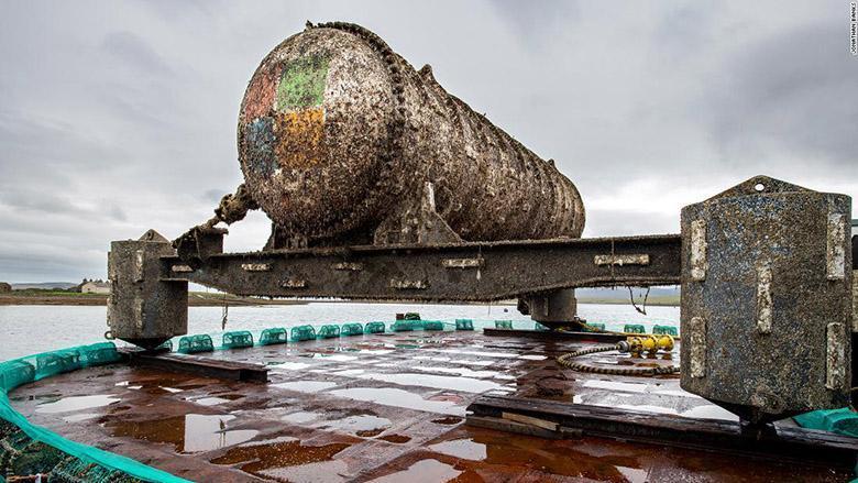 غول زنگ خورده از آب بیرون کشیده شد: خاتمه ماموریت مرکزداده زیر آبی مایکروسافت با موفقیت های چشم گیر