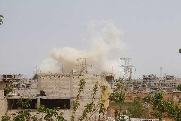 وقوع انفجار در حومه حمص سوریه، 5 غیرنظامی زخمی شدند