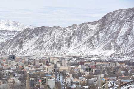 بارش برف پاییزی در ارتفاعات