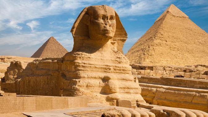 تصاویری از زیباترین و مرموز ترین آثار باستانی جهان