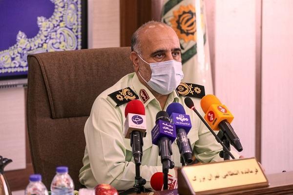 رویکرد پلیس تهران در استفاده نکردن ماسک از ارشاد به جریمه تغییر می نماید