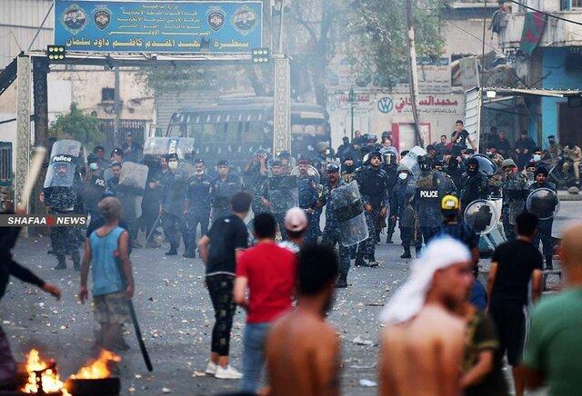 تحقیقات وزارت کشور عراق درباره کشته شدن یک معترض در بصره