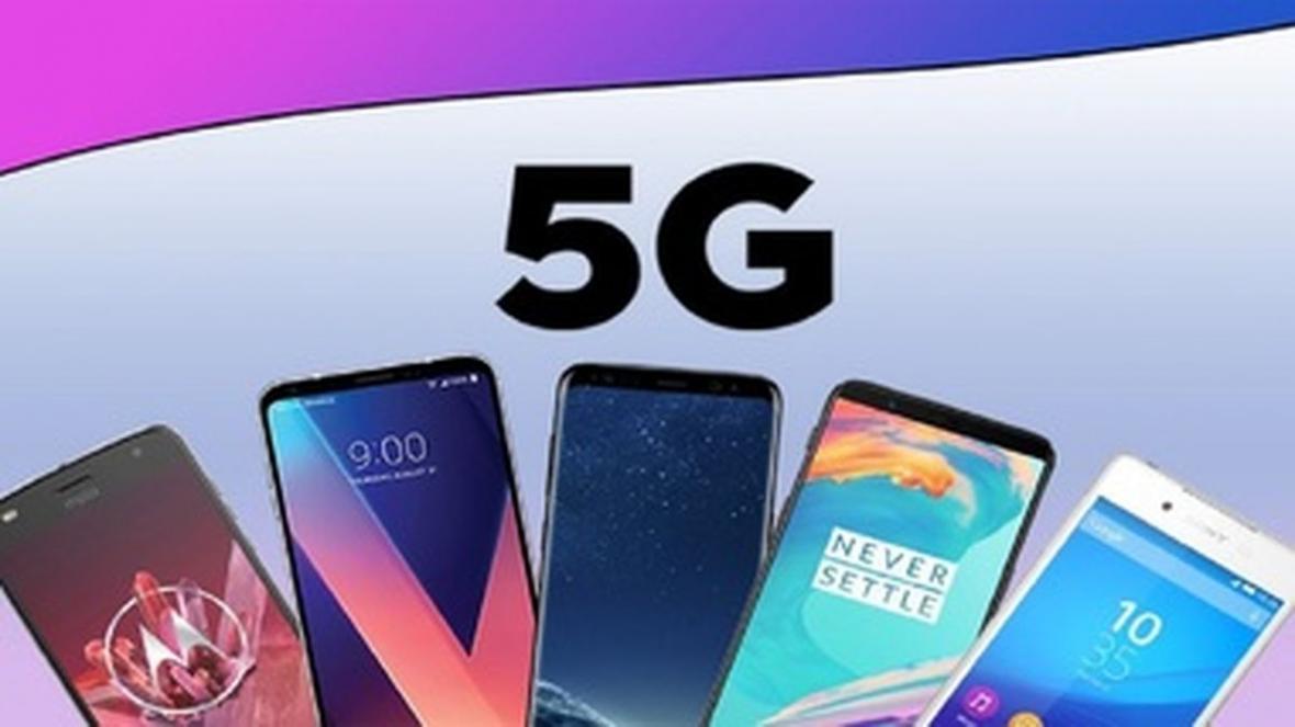 قیمت جدید گوشی های نسل 5G