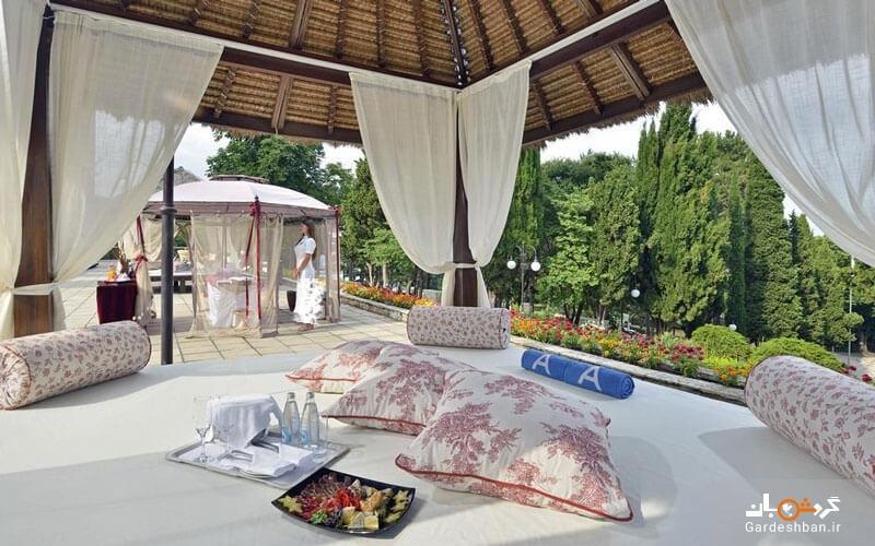 هتل پنج ستاره ملیا گرند هرمیتاژ؛اقامتگاهی لاکچری در وارنا