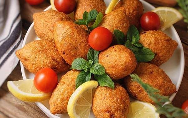 طرز تهیه کوبه عربی