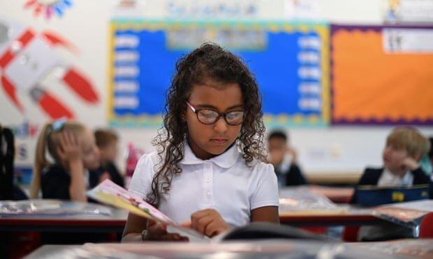 یک سوم بچه ها بریتانیا بازتابی از خود در کتاب ها نمی بینند
