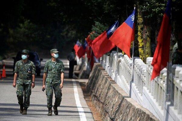 وزارت دفاع چین: آمریکا به ارتباط نظامی با تایوان سرانجام دهد