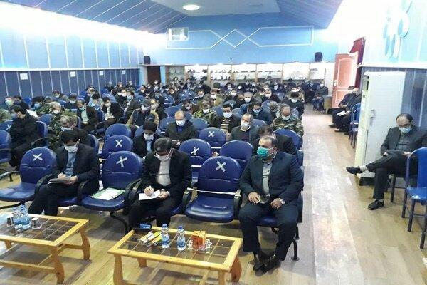 انتخاب 100 ضابط قضایی حوزه منابع طبیعی در گیلان
