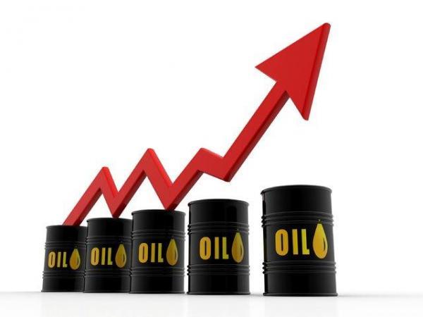 رشد 18 سنتی قیمت نفت