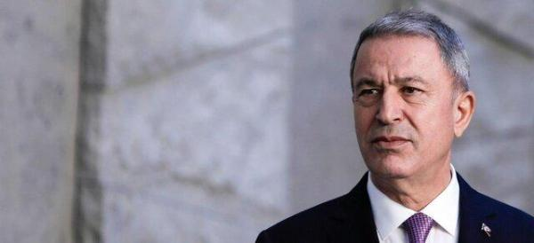 وزیر دفاع ترکیه: اکنون زمان درگیری با آمریکا نیست