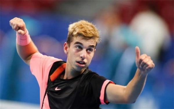 تنیس اوپن سنگاپور؛ تنیسور 19 ساله خالق شگفتی اول شد