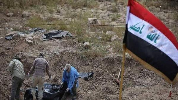 کشف گور دسته جمعی در شمال عراق