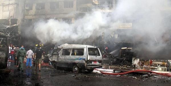 بازداشت شماری از عوامل انفجار های بغداد شامل چند سرکرده داعشی