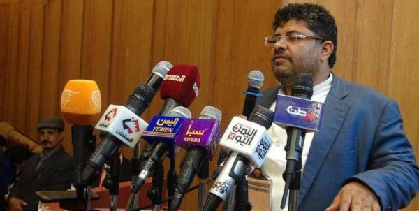 خبرنگاران عضو ارشد انصارالله: توقف حمایت آمریکا از ائتلاف سعودی کافی نیست