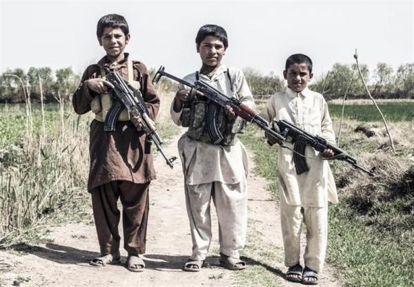 افزایش استفاده از کودک سربازان در منازعات افغانستان