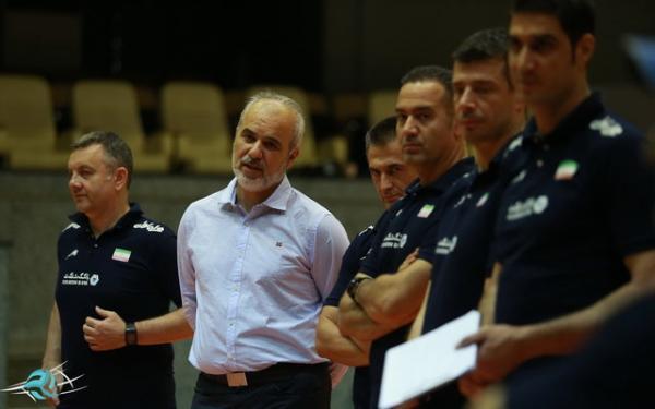 ملی پوشان والیبال در تهران ماندنی شدند، احتمال بازی تدارکاتی در ایتالیا