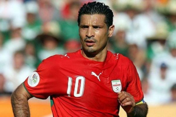 حضور دایی و باقری در بین 10 گلزن برتر بازی های رسمی ملی