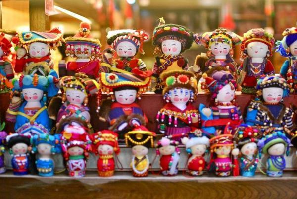 در شهر پکن از کجا سوغاتی بخریم؟