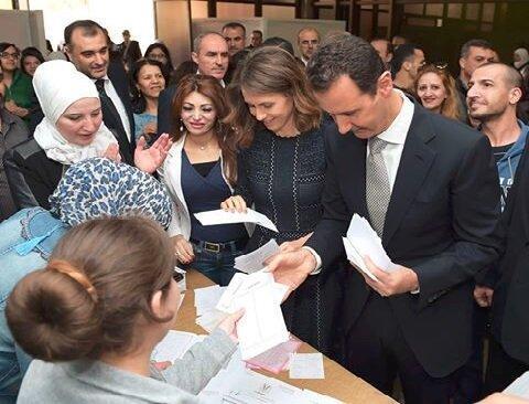 دمشق: برگزاری انتخابات ریاست جمهوری تجسم مفهوم حاکمیت ملت است