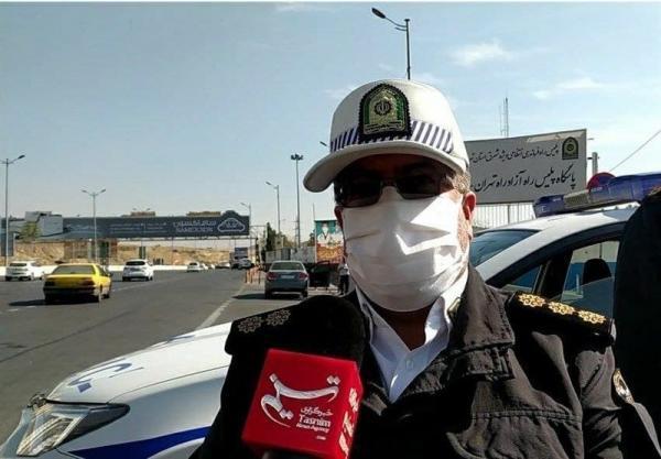 پلیس راه: محور هراز بازگشایی شد