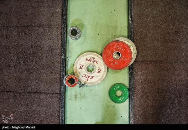 وزنه برداری جوانان دنیا، قهرمانی وزنه بردار ارمنی، نماینده ایران ششم شد