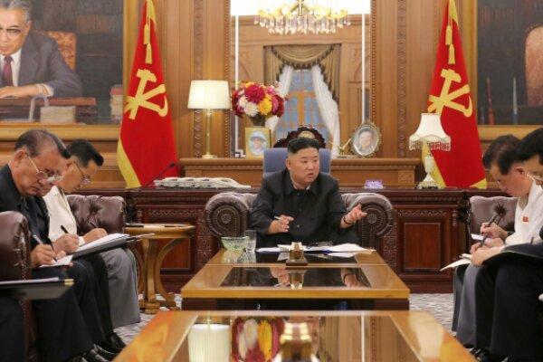 رهبر کره شمالی بر ارتقای بهره وری نظامی تاکید نمود
