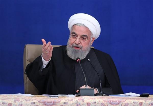 روحانی: تفنگ، زندان، فشار و... هیچگاه نمی توانند راهگشا باشند