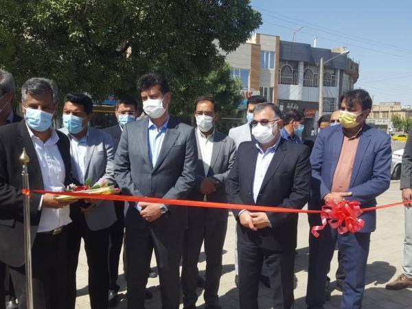 بهره برداری از هفت پروژه شهرداری نیشابور
