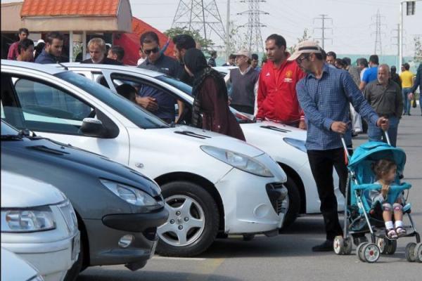 افزایش قیمت ها در بازار خودرو امروز 16 تیر