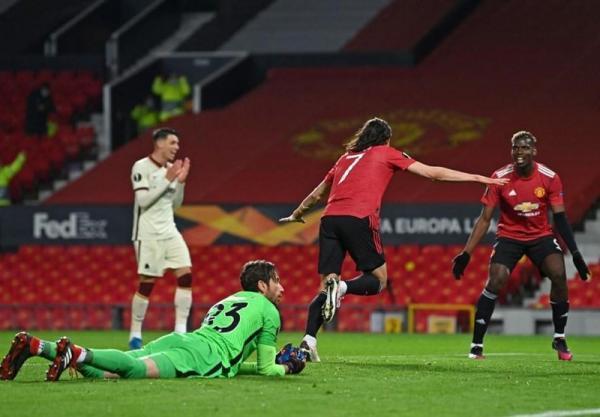 لیگ اروپا، گام بلند منچستریونایتد به سوی فینال با 6 تایی کردن رم، آرسنال به ویارئال باخت