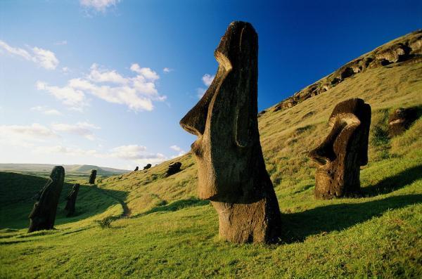 7 اثر باستانی که به گمان عده ای از مردم از طریق فرازمینی ها ساخته شده اند